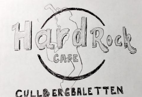 Cullbergbaletten och Mårten Spångberg: Hard Rock Café