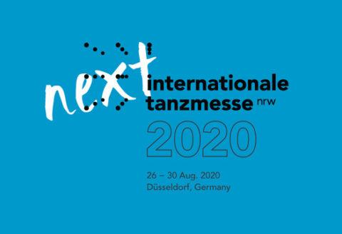 Deltagande i internationella Tanzmesse nrw 26-29 augusti 2020